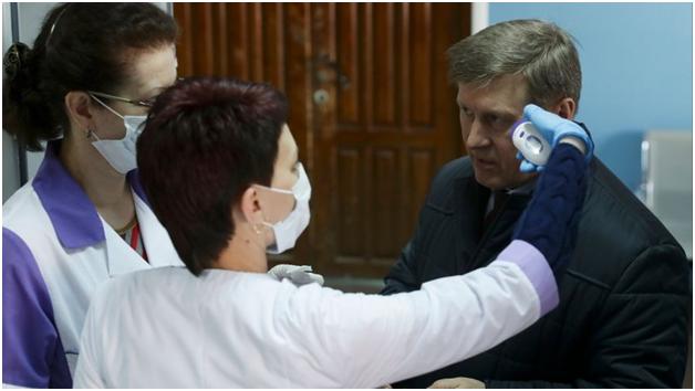 За сутки в России зафиксировано 1667 новых случаев заражения коронавирусной инфекцией