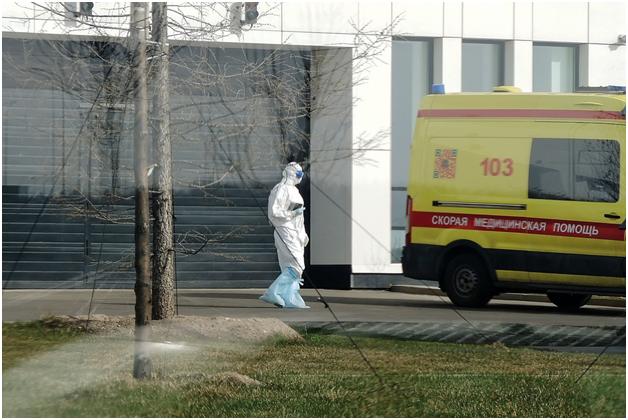 В России поставлен рекорд по числу заболевших коронавирусом за сутки