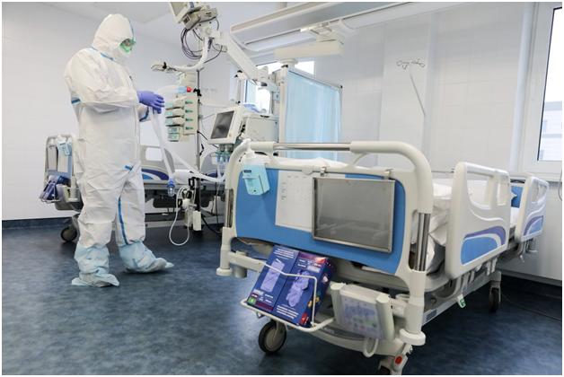В России за сутки выявили рекордное число заразившихся коронавирусом - 3388 человек