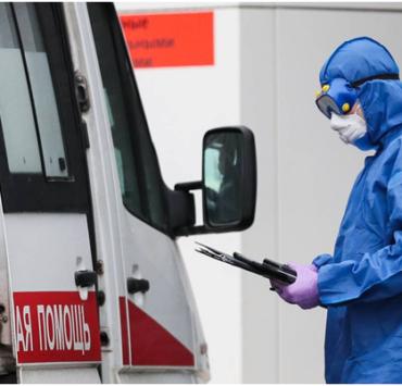 Число выявленных за сутки больных коронавирусом зашкалило за четыре тысячи человек