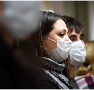 В России число инфицированных коронавирусом за сутки выросло на 440 человек