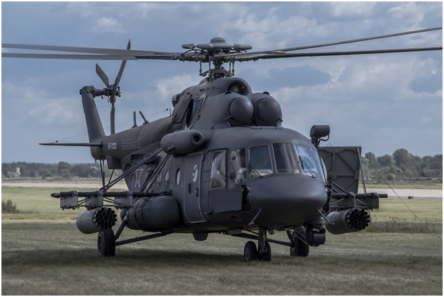 Под Москвой при жёсткой посадке погиб экипаж вертолёта ВКС России