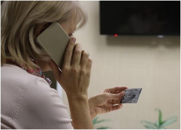 Московская следовательница попалась на удочку телефонных мошенников