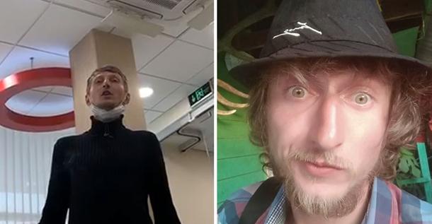 Уроженец Нижневартовска, захвативший банк в Москве и взявший заложников, сдался без сопротивления (видео)