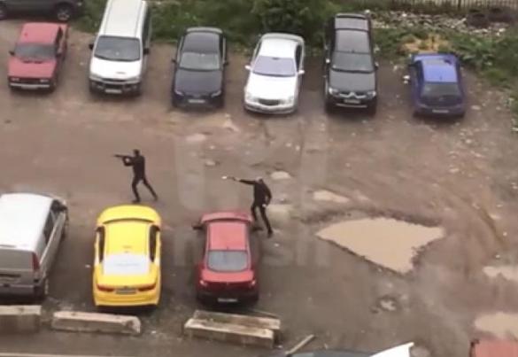 Москва пережила массовую криминальную разборку в стиле девяностых