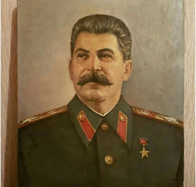 Сталин забрал на тот свет жителя Москвы
