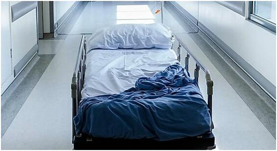 Из окна пятого этажа больницы в Москве выпала подполковник полиции, больная коронавирусом