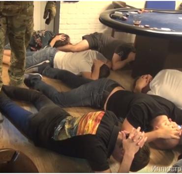 Организаторам четырёх подпольных казино в Москве предъявлено обвинение