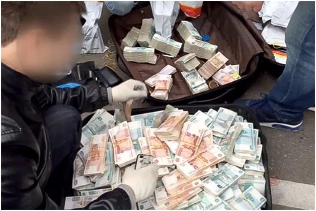 Московский банкир украл миллиард рублей