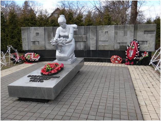 60-летний житель Калининграда спалил венок на подмосковном мемориале