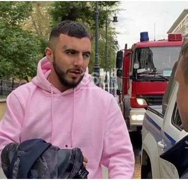 В Москве задержан азербайджанский рэпер, покалечивший в ДТП четырёх человек