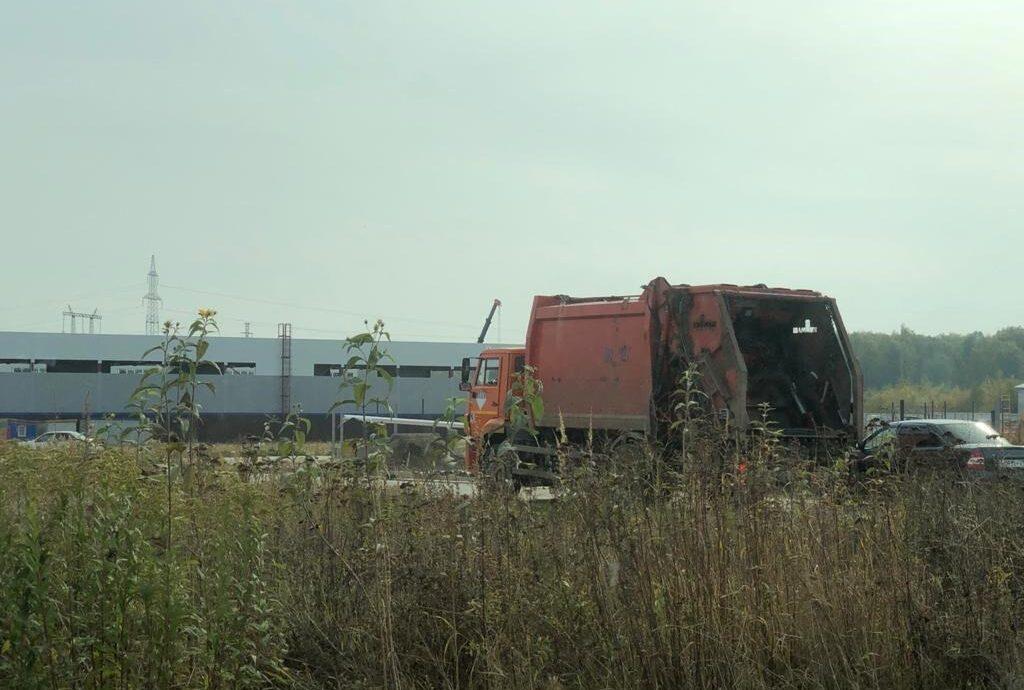 Экологи разобрались в причинах вони с территории индустриального парка «Андреевское»