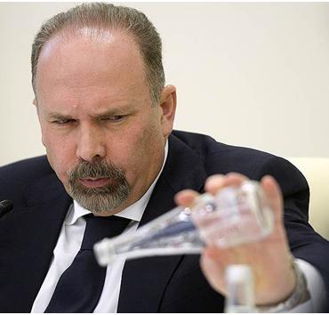 Аудитор Счётной палаты РФ попал за решётку за «грехи» в бытность губернаторства