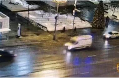 В Москве на мужчину, стрелявшего по прохожим из Maybach, завели уголовное дело