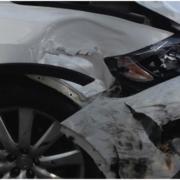 В Москве хулиган изрубил топором 12 автомобилей