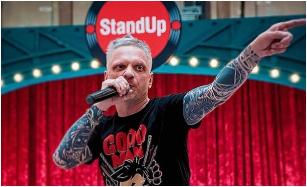 В Москве наложил на себя руки известный стендап-комик