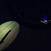 Акробат сорвался из-под купола московского цирка