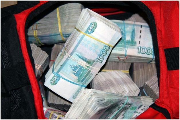 В Москве на миллионы рублей ограбили директора фирмы