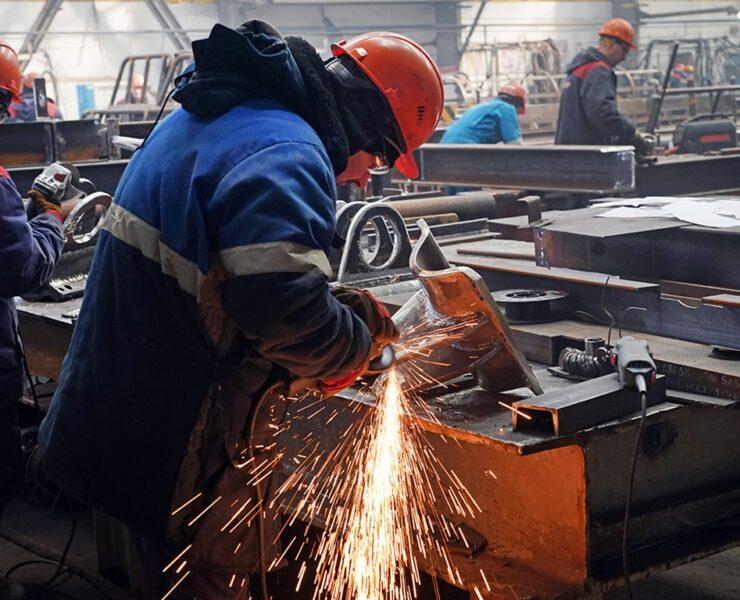 В январе промпроизводство в Москве выросло почти на 8%