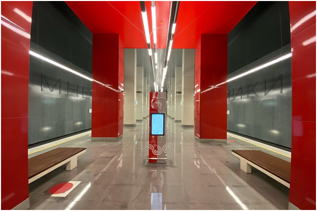 Московский метрополитен прирос двумя станциями